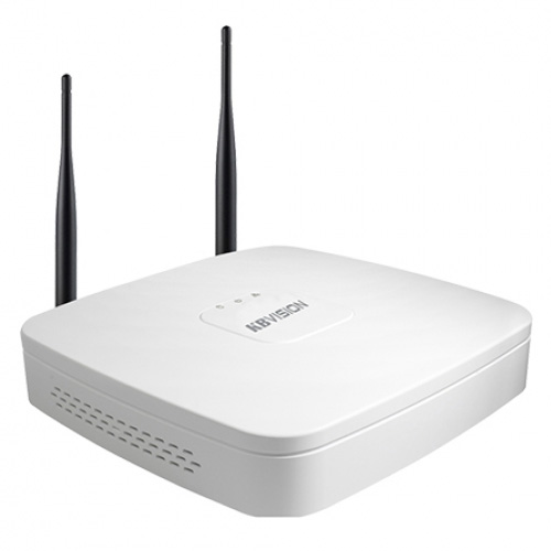 Đầu ghi hình IP 4 kênh wifi KBVISION KX-8104WN2 1 sata, Onvip, Free DDNS