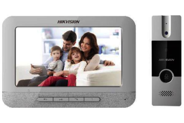 Bộ Chuông cửa màn hình Analog HIKVISION DS-KIS202 màn hình LCD 7