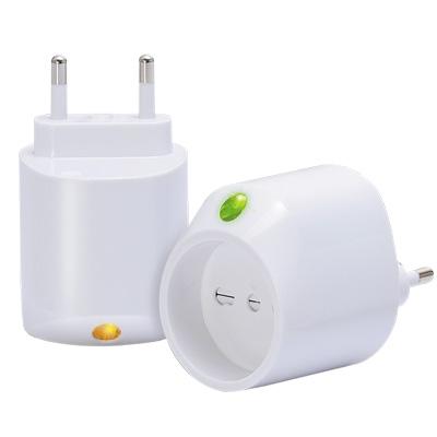 Ổ cắm điện Wireless Vantech VP-10 PLUG đóng ngắt không dây 15A phù hợp cho mọi loại thiết bị
