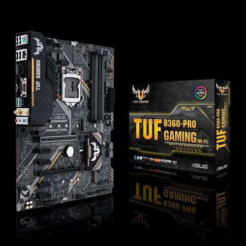 Asus TUF B360-PRO GAMING (WI-FI) - Socket 1151v2