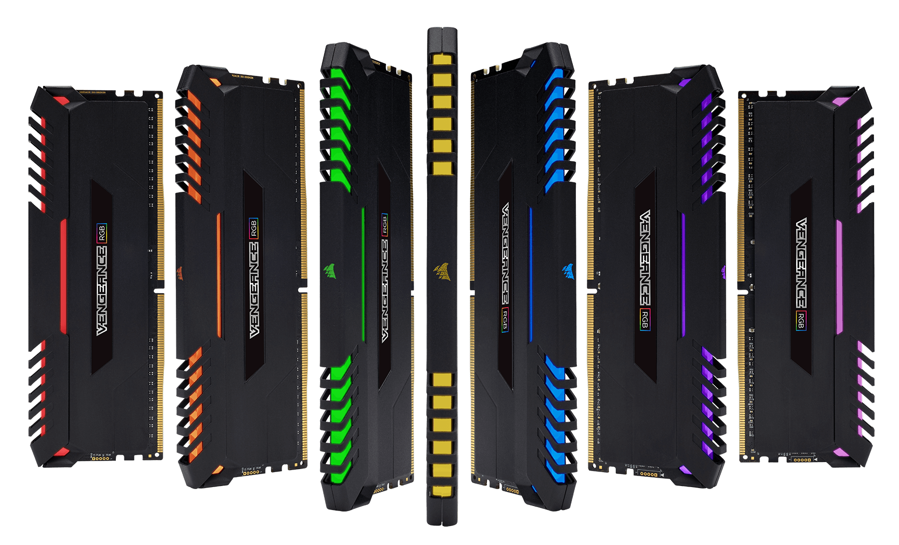 CORSAIR VENGEANCE RGB 16GB(2X8GB) DDR4 BUS 3000 CAS 15