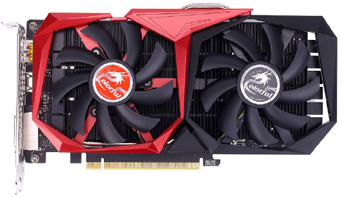 COLORFUL NVIDIA GEFORCE GTX 1050 TI NB 4G