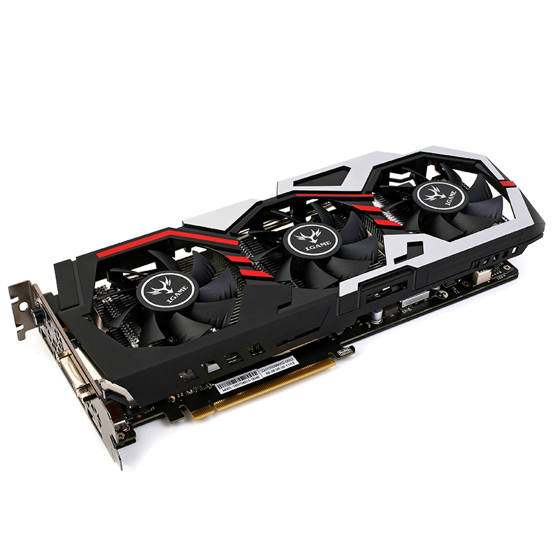 COLORFUL IGAME GTX 1070 UTOP-8GD5 HB2