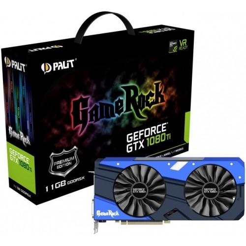 Palit GeForce GTX 1080 Ti 11GB GameRock Premium Edition