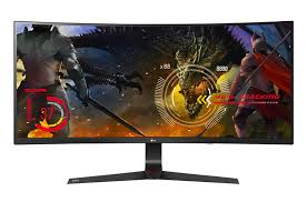 LG 34UC89G CURVED - 21:9 ULTRAWIDE AH-IPS LCD WITH G-SYNC