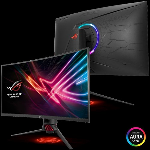 ASUS ROG STRIX XG32VQ CURVED 144HZ WQHD FREESYNC GAMING LCD