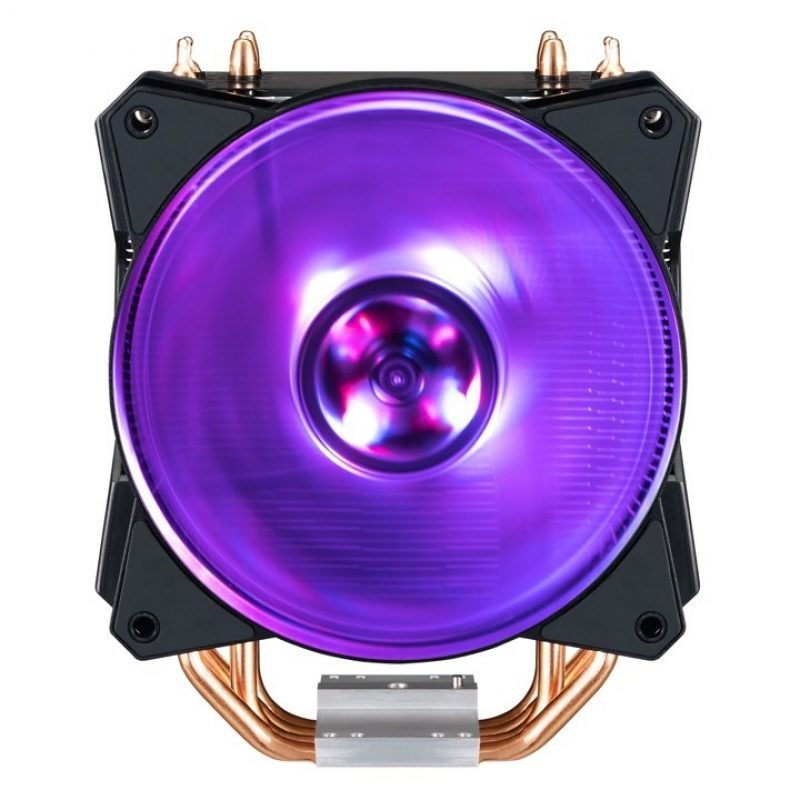 Cooler Master MasterAir MA410P – With RGB LED PWM Fan