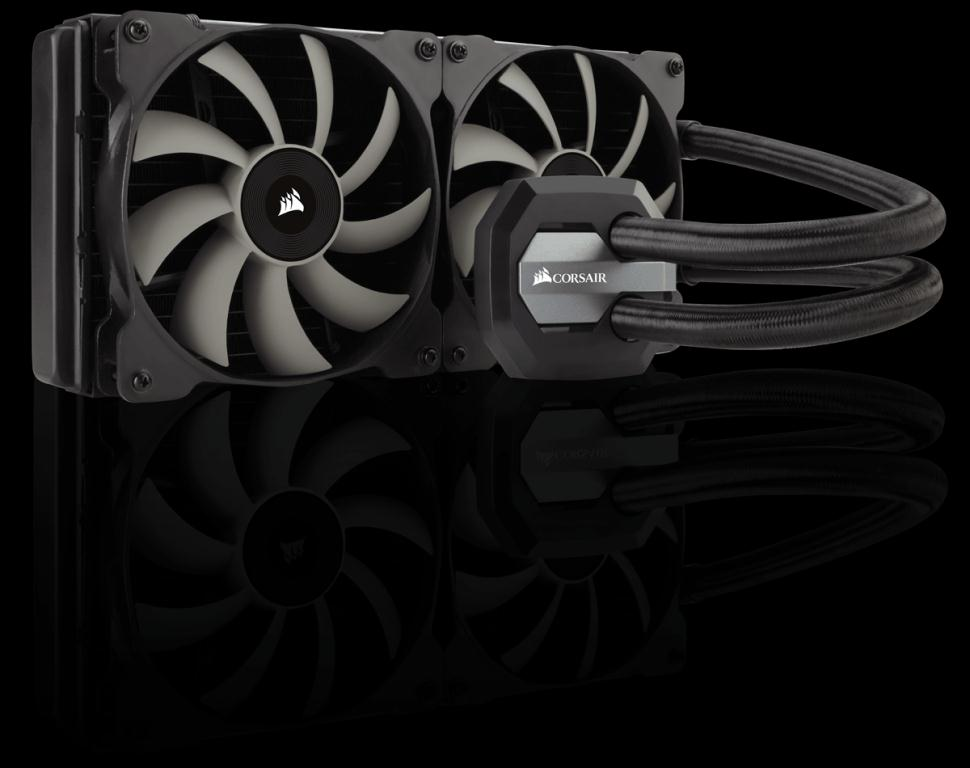 CORSAIR HYDRO COOLER H115I - 280MM - DUAL