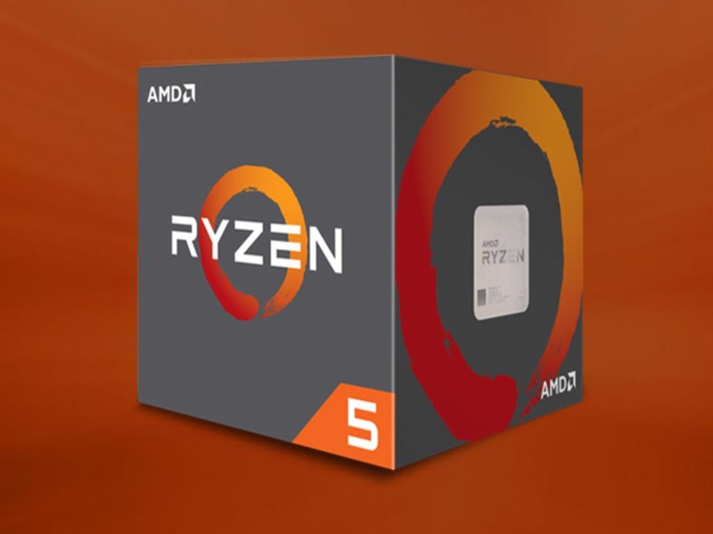 AMD RYZEN 5 2600 3.4GHZ (3.9GHZ TURBO) SOCKET AM4