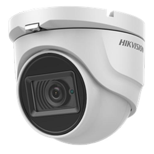 Camera HIKVISION DS-2CE76H8T-ITMF 5.0 Megapixel, EXIR 20m, F3.6mm, Chống ngược sáng, Ultra Lowlight, Vỏ sắt