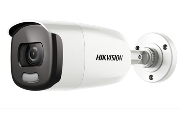 Camera HIKVISION DS-2CE12DFT-F 2.0 Megapixel, Hồng ngoại Led mới 40m,Ống kính F3.6mm, ColorVU, Chống ngược sáng