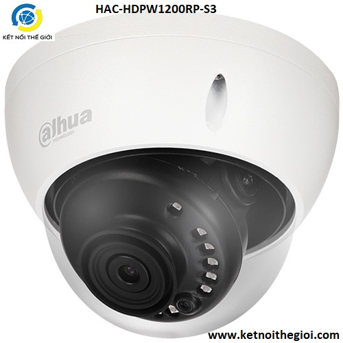 Camera Dahua HAC-HDPW1200RP-S3 2.0 Megapixel, IR 20m, F3.6mm, OSD Menu, Camera 4 in 1