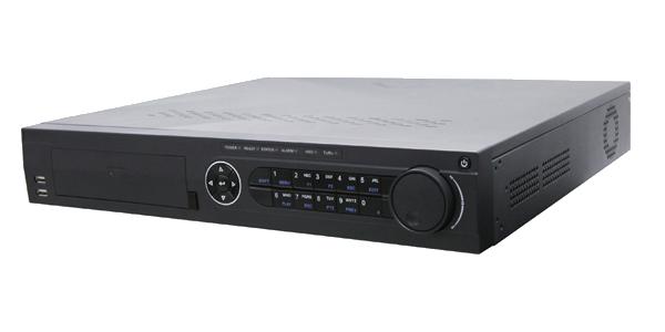 Đầu ghi IP HIKVISION  32 kênh, 4 sata HDD, HDMI, VGA, Free DDNS