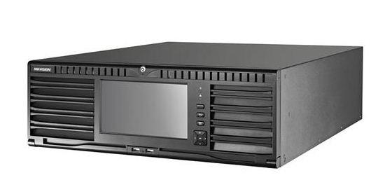 Đầu ghi hình 128 kênh HIKVISION DS-96128NI-I16 16 sata HDD,eSata chuẩn H.265