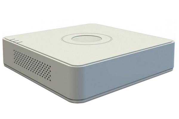 Đầu ghi IP HIKVISION 4 kênh HD 4MP, 1 Sata, HDMI, VGA, Hik-connect, 4 cổng PoE