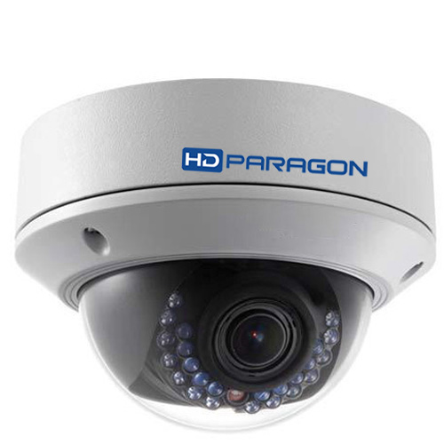Camera HDPARAGON HDS-2742VF-IRAZ3 4.0 Megapixel, IR Led 30m,Zoom F2.8-12mm, Audio/Alarm, Micro SD