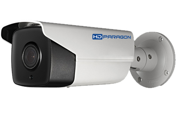 Camera IP HDPARAGON HDS-2220IRP8 Outdoor 2.0 Megapixel, ePTZ , 3D-DNR, WDR, ONVIF, PSIA, PoE