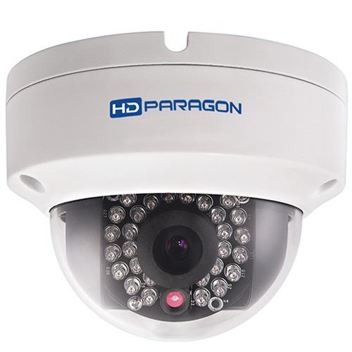 Camera IP HDPARAGON HDS-2120IRAW 2.0 Megapixel, IR 30m, Audio & Alarm I/O, ePTZ, PoE, Micro SD
