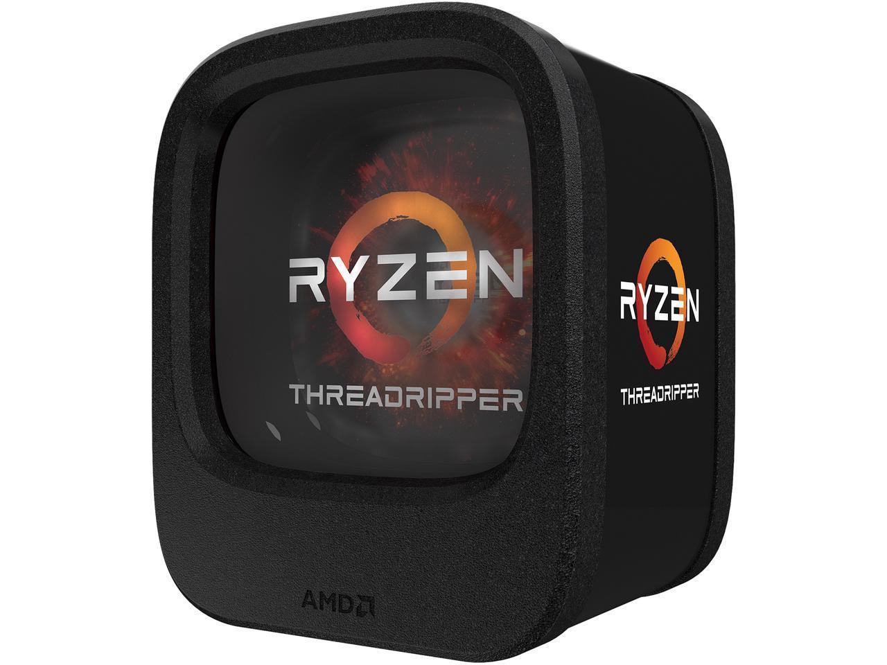 AMD RYZEN Threadripper 1950X 16-Core / 32 Threads 3.4 GHz