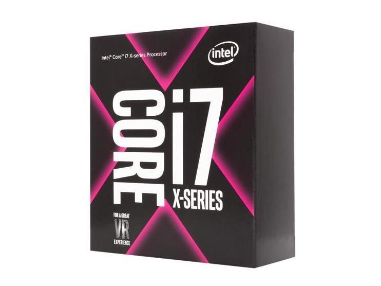 Intel Core i7-7820X Skylake-X 8-Core 3.6 GHz LGA 2066