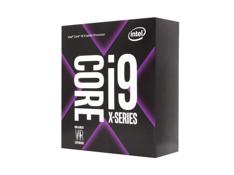 Intel Core i9-7900X Skylake-X 10-Core 3.3 GHz LGA 2066