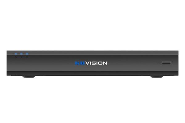 Đầu ghi hình IP KBVISION KX-8104N2 4 kênh, 1 sata, Onvip, free DDNS